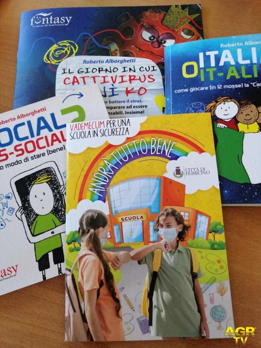 libri distribuiti scuole