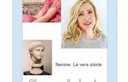 Municipio X, al chiostro La vera storia di Nerone raccontata dall'archeologa Giovanna Arciprete