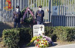 Acilia, 39° anniversario uccisione del Capitano Straullu e dell'agente Ciriaco Di Roma