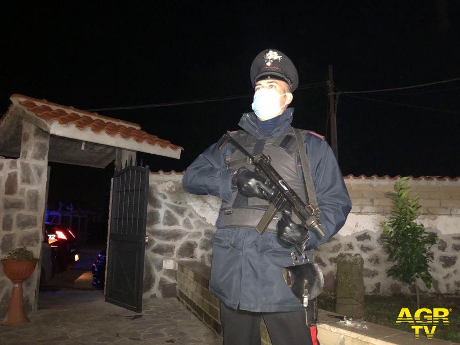 Operazione Medea, arrestati 7 imprenditori edili, destinatari di appalti pilotati dalla mala