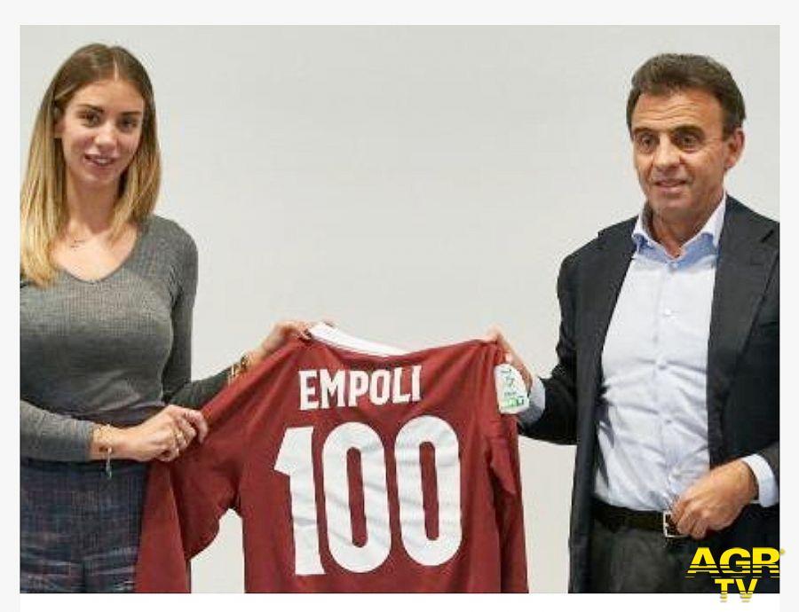 Maglia calcio Empoli 100