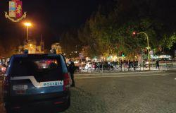 Roma, la lunga prima notte di lockdown parziale...