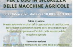 Macchine agricole, formazione per usarle in sicurezza