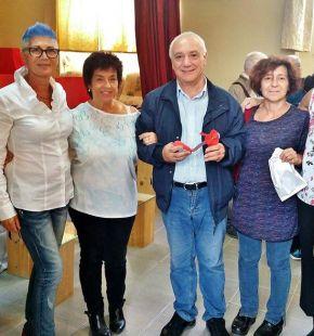 Casalbernocchi, il Centro sociale resiste : no allo sfratto, si al bando
