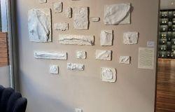 We as Nature...le installazioni di Anghelopoulos, Miacaela Legnaioli e Fabiana Roscioli
