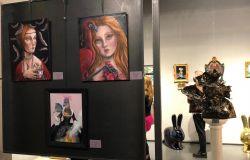 Le opere di Magnolia Gashy all'Artesse Gallery fino al 2 dicembre