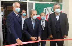 Ostia, inaugurata da Maurizio Gasparri la nuova sede di Forza Italia