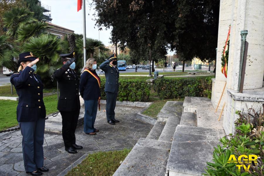 Municipio X, celebrata la Giornata dell'Unità d'Italia