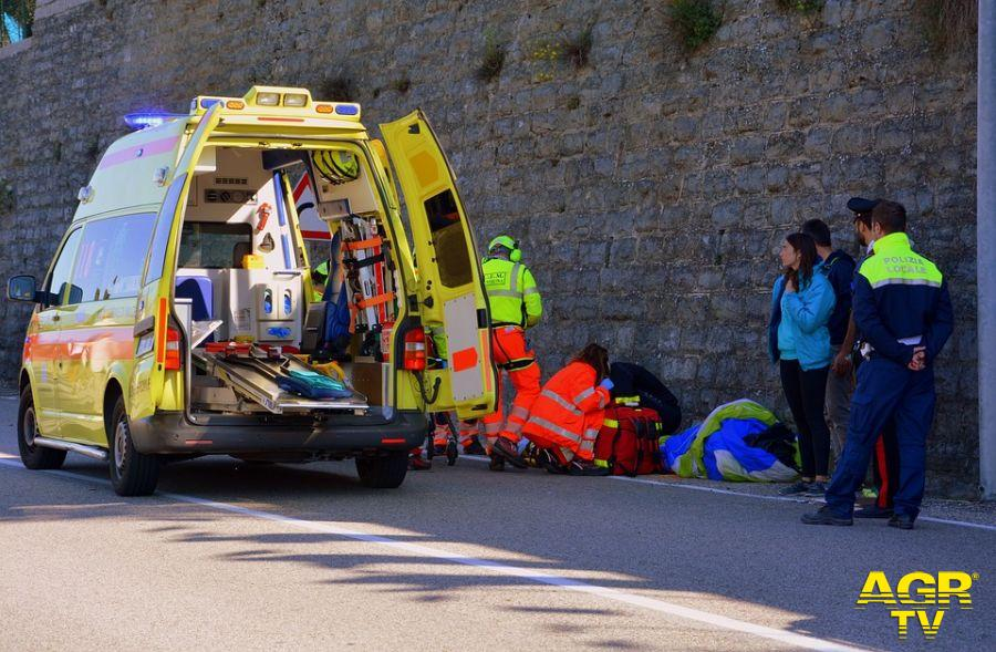 Carabinieri, verifiche dei NAS anti-covid-19 sulle ambulanze