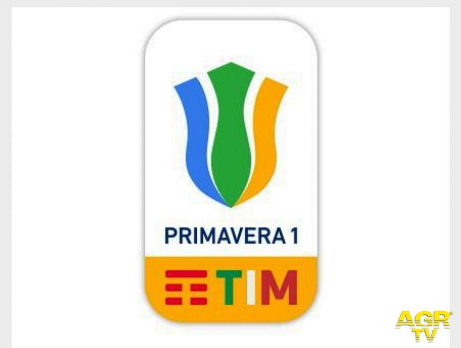 Logo Primavera calcio 1TIM