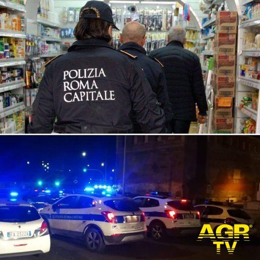 Controlli anti-covid dalla città al litorale, impegnati vigili urbani e forze dell'ordine