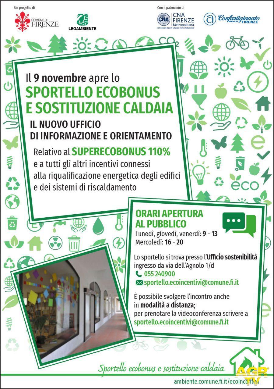 EcoBonus cartello informazioni