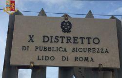Ostia. Due gli arresti effettuati dalla Polizia di Stato nelle ultime 24. A finire nei guai un 27enne italiano ed un minore.