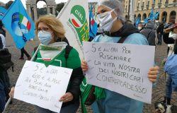 Sciopero multiservizi, imprese pulizia e servizi integrati massiccia l'adesione a Roma