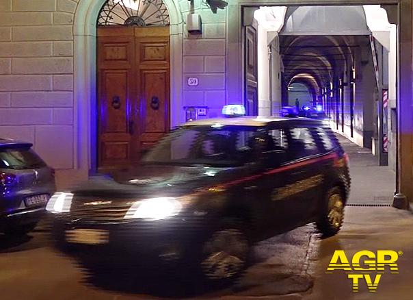 Carabinieri, sette in manette per incendio, estorsione e spaccio