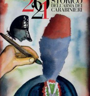 Gli eroi del quotidiano, Mimmo Paladino per l'Arma dei Carabinieri