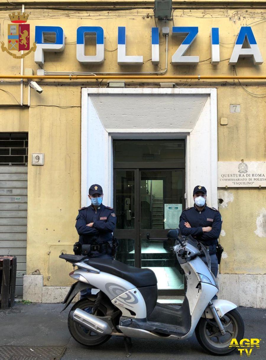 Arrestato scippatore rom, aveva strappato la borsetta ad una cinese