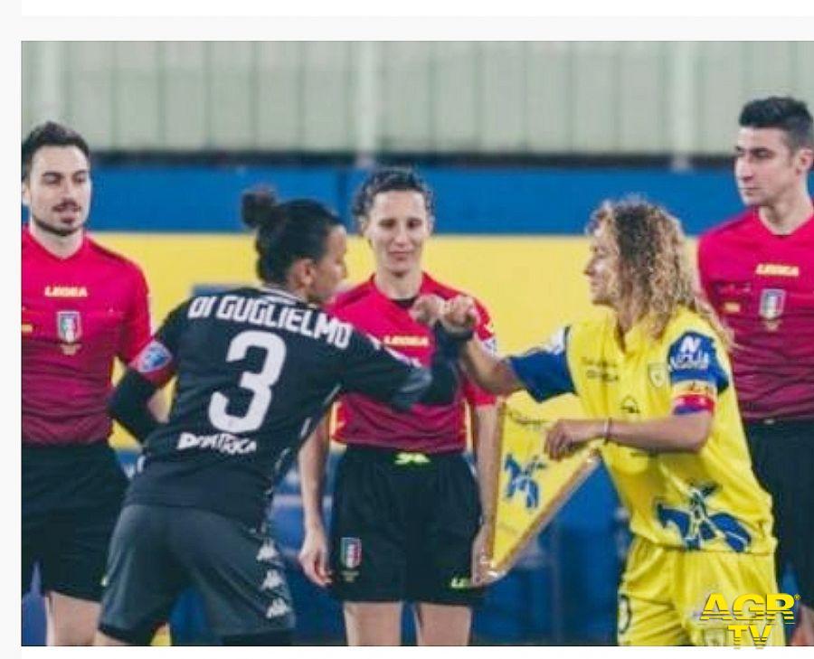 Calcio Femminile  Chievo Verona Empoli
