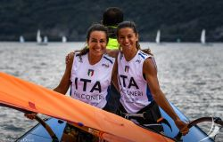 Vela, Europeo windsurf RSX a Vilamoura