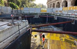 Roma, metro C, chiusa per mancanza di personale