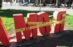 Ostia, l'ultimo scempio a piazza Anco Marzio