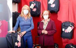 Sara Camilla di Borbone e Grazia Passere presidente Salvamamme