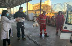 Pomezia, Croce Rossa&mense scolastiche per il recupero delle eccedenze alimentari
