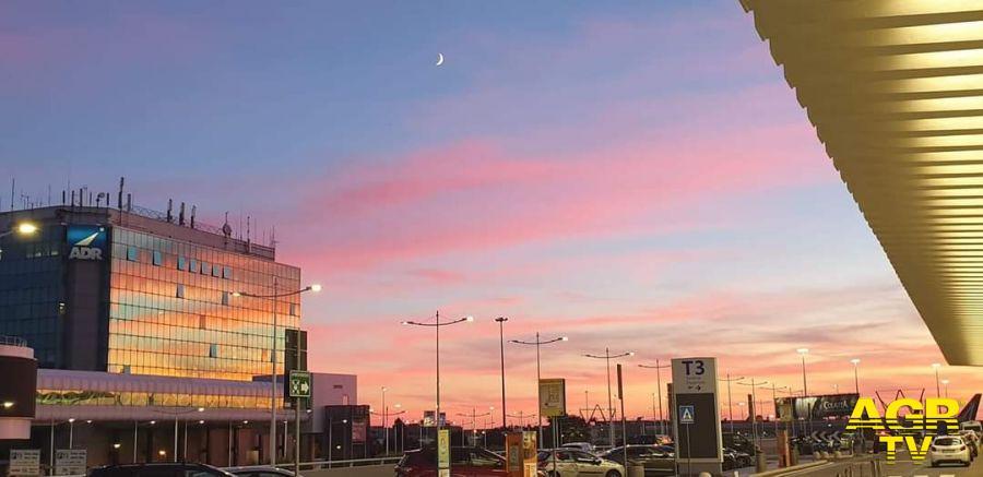 Fiumicino, primo aeroporto in Europa ad attivare corridoi covid tested sui voli con gli USA