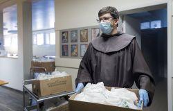 Operazione Pane anche a Roma, picco di richieste di aiuto alle mense francescane