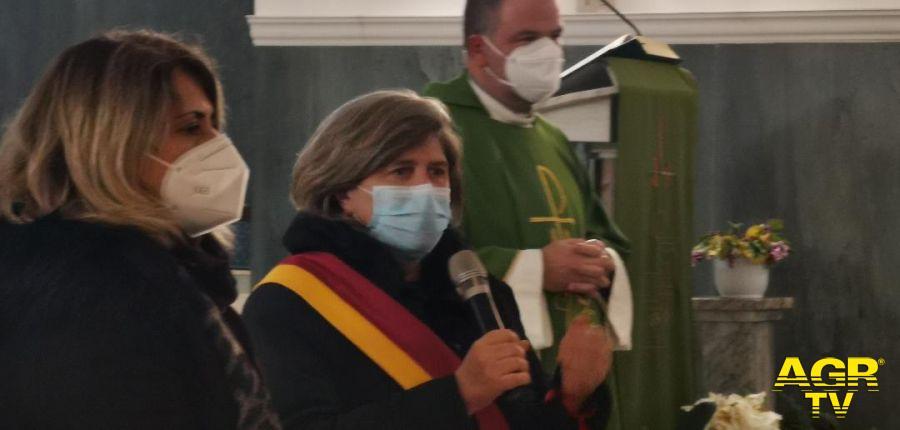 presidente Giuliana Di Pillo e l'avvocato Anna Maria Pitzolu v.presidente Pro loco