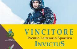 Assegnato il Premio letterario Sportivo Invictus.