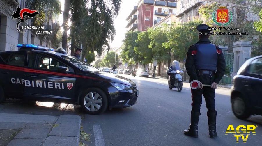 Palermo: misura cautelare per 18 dipendenti comunali