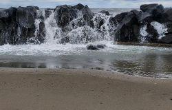 Ostia, prima la scogliera all'Idroscalo e poi via con il ripascimento, le nuove spiagge pronte prima dell'estate