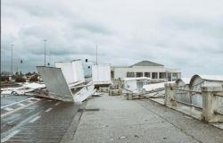 Ostia, danni per la mareggiata, SI contraria ai ristori per i balneari