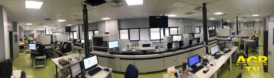 Inaugurazione Nuovo Laboratorio Corelab