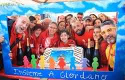 Ostia, cento chilometri di corsa sul lungomare per raccogliere fondi a favore dell'associazione Insieme per Giordano