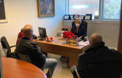 Fiumicino, i lavoratori ex-Auchan chiedono la mediazione al comune