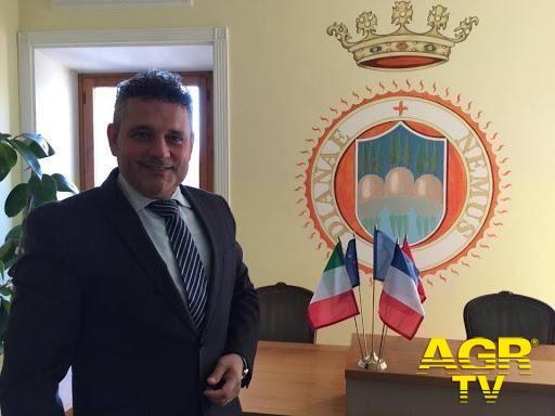 Alberto Bertucci sindaco di Nemi