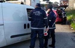 X Municipio, trasporto irregolare dei rifiuti, sequestri e sanzioni per migliaia di euro