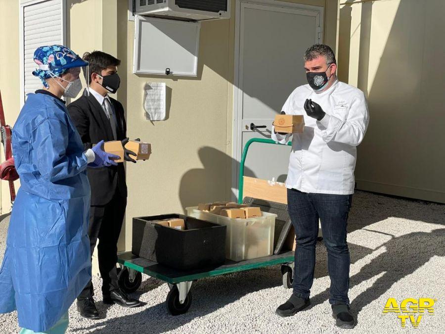 Star box ai Drive in del Campus Biomedico e dell'aeroporto di Fiumicino