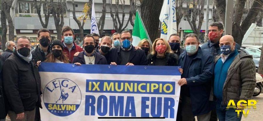 Lega IX Municipio