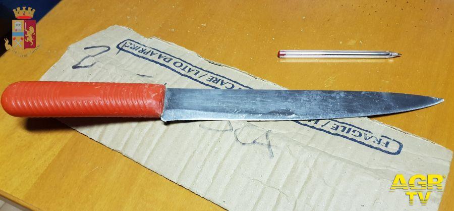il machete di 30 centimetri