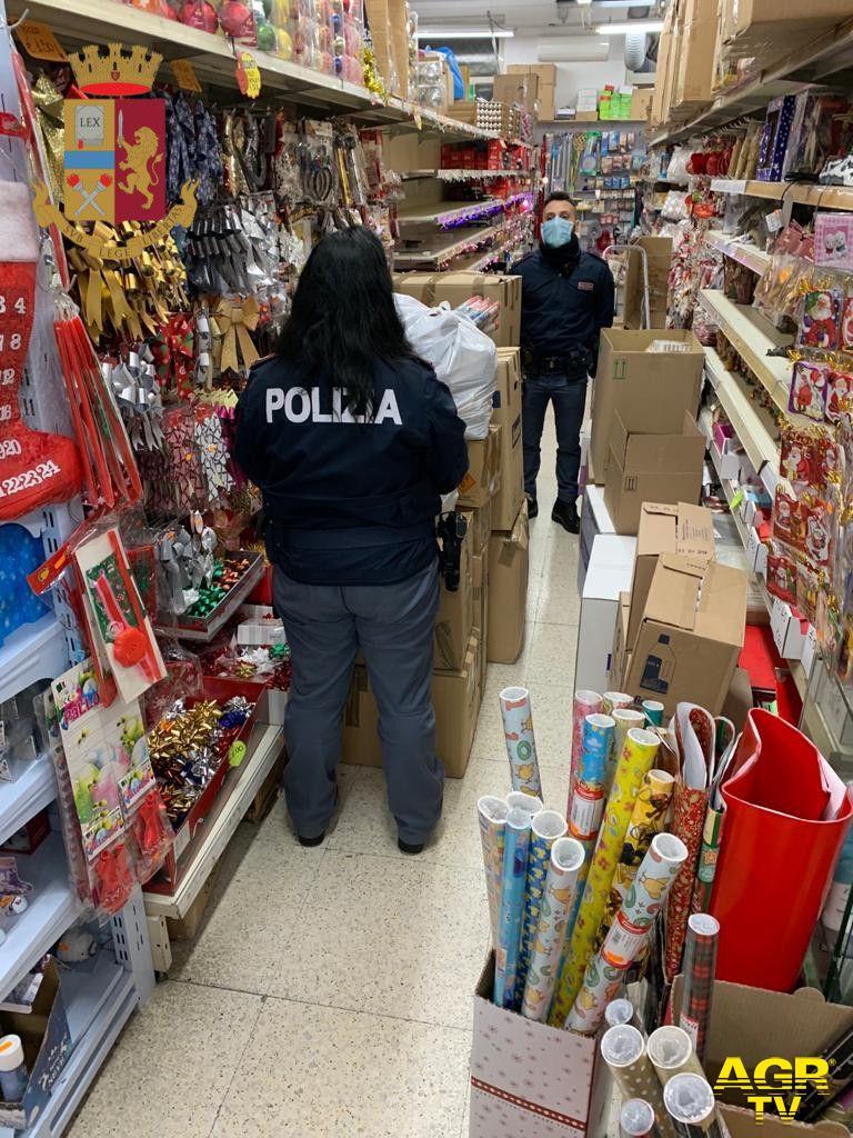 Polizia, altro maxi sequestro sul litorale, 480 kg di fuochi pirotecnici a Fiumicino