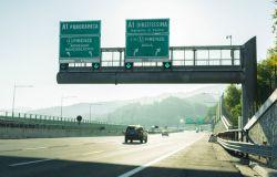 A1 Panoramica: chiusi i tratti allacciamento A1 Direttissima-Rioveggio verso Bologna e Rioveggio-località Aglio verso Firenze