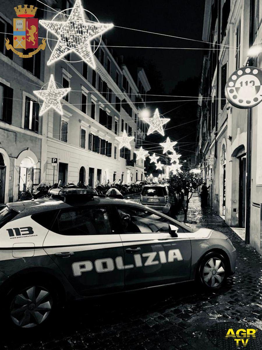Trastevere, due pusher in manette, sequestrata 2 kg di droga ed oltre 50 mila euro
