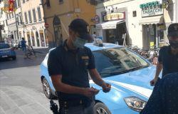 Arrestato dalla Polizia di Stato mentre esce dalla Chiesa