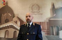 Il Dott. Andrea Di Giannantonio è il nuovo Dirigente della Squadra Mobile di Firenze