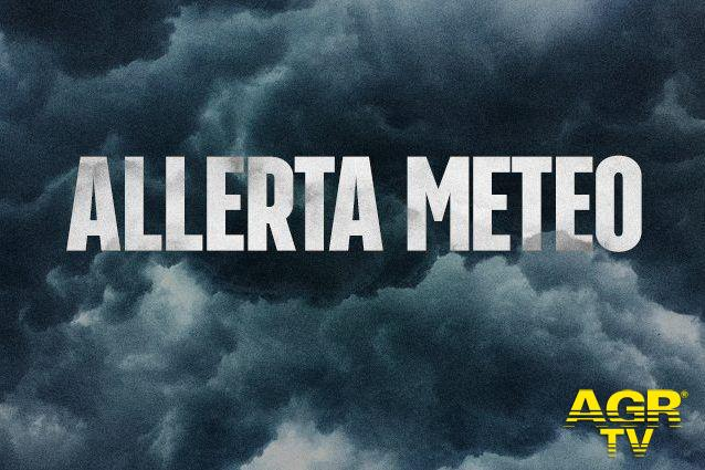 Toscana allerta meteo