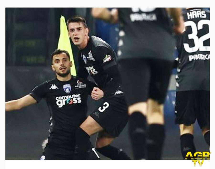 Coppa Italia, Napoli-Empoli 3-2