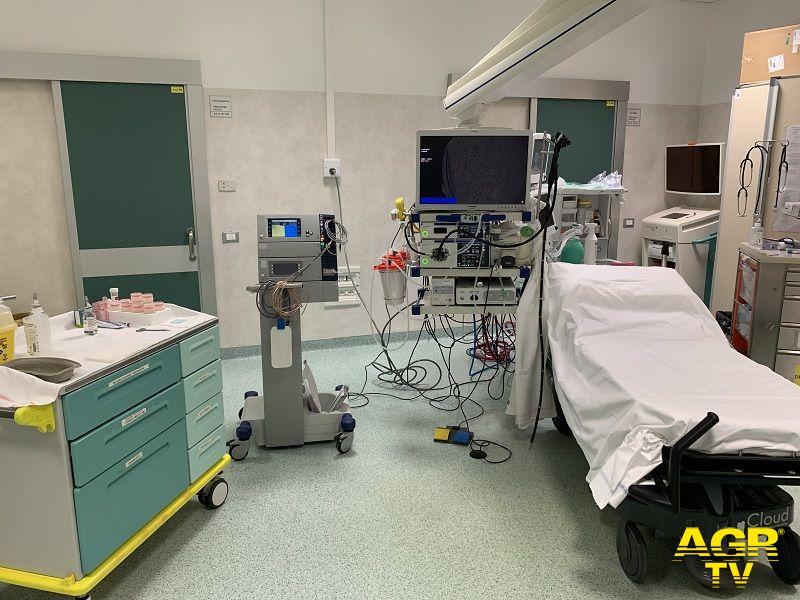 Gastroscopia Empoli: asportati due tumori allo stomaco sullo stesso individuo con tecnica endoscopica avanzata